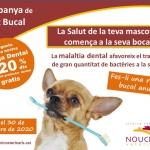 Campanya de neteja dental fins al 30 de Novembre de 2020